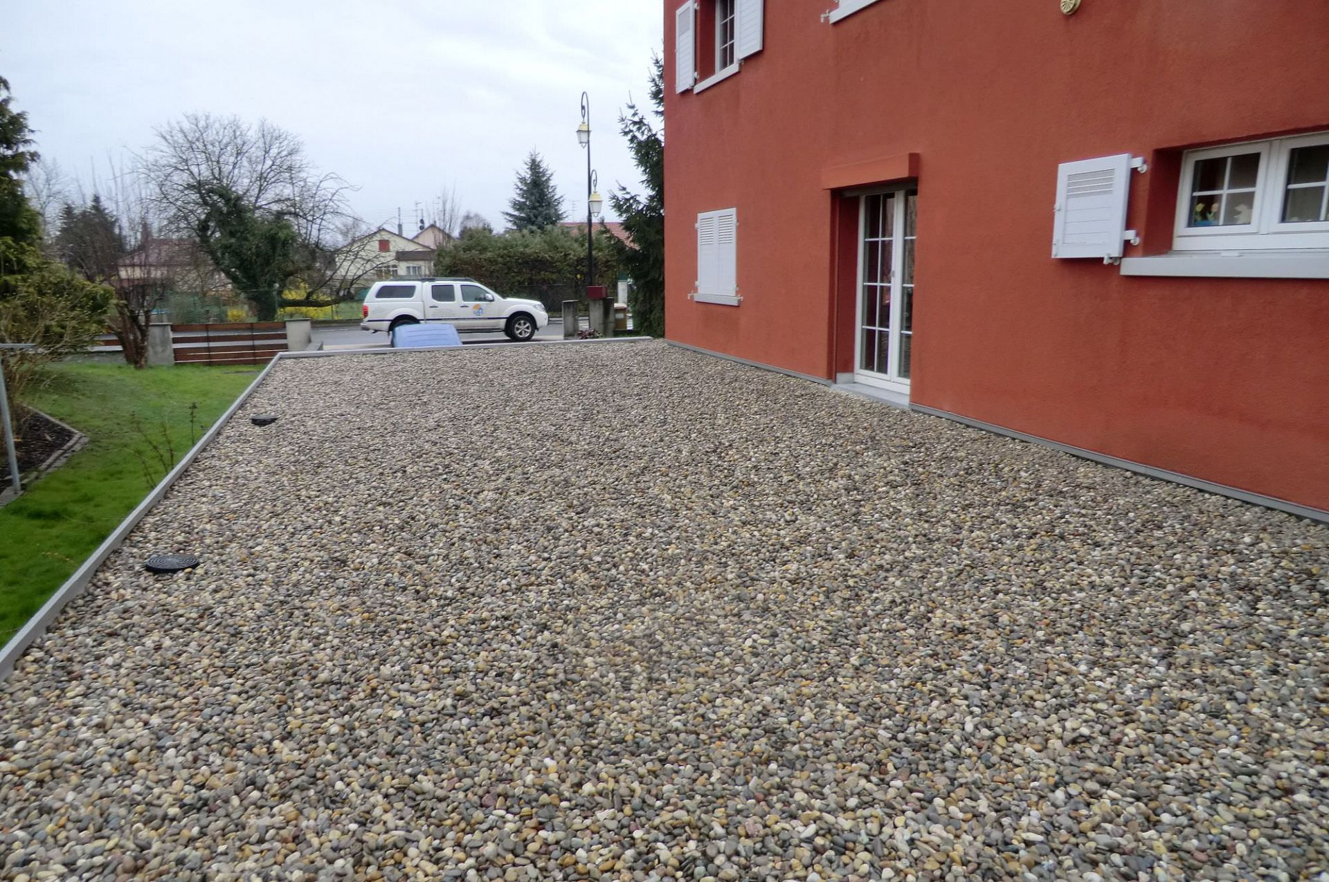 R alisations d 39 tanch it par rh toiture for Toiture de garage